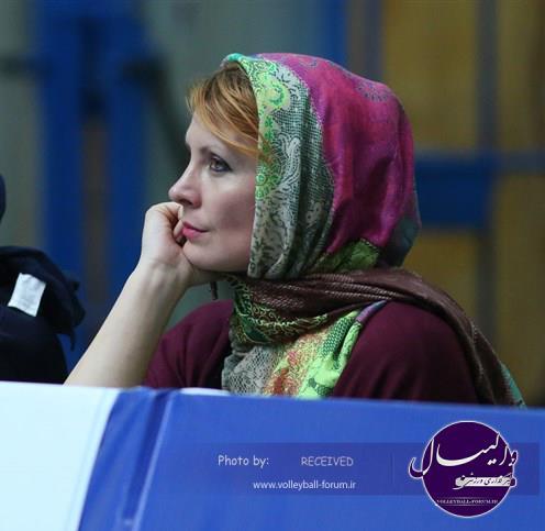 مربی خونگرم خارجی، عاشق دختران والیبالیست ایران شد