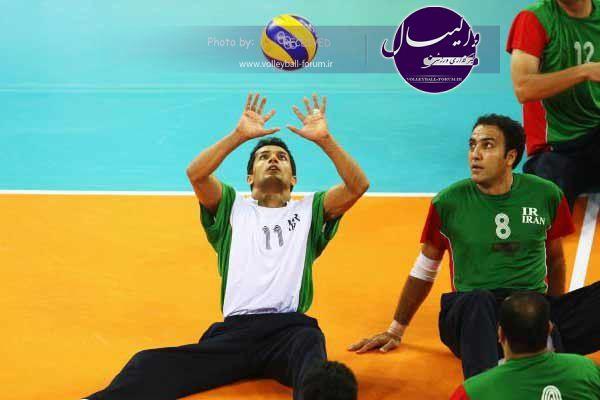 ایران با اقتدار قهرمان شد/ جهان قدرت والیبال نشسته ایران را نظاره کرد