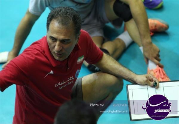 هفته هشتم تمرینات تیم ملی والیبال «ب» آغاز شد