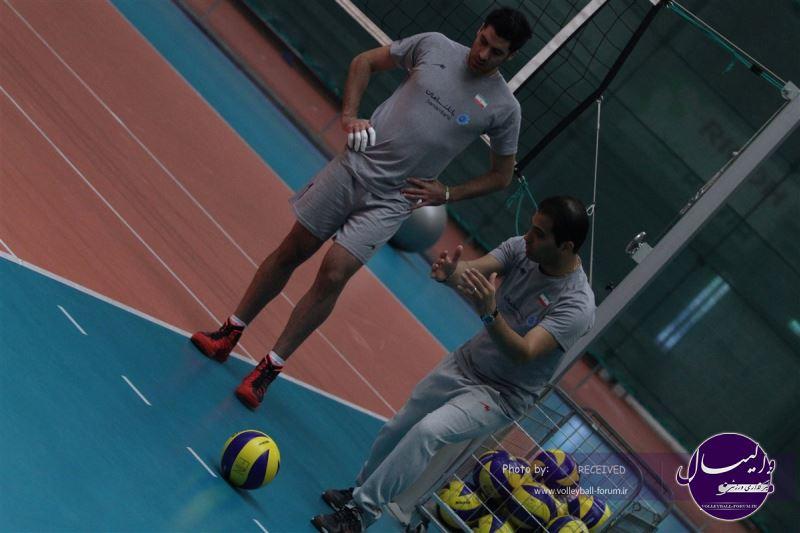 افروزی: غفور و محمودی به شرایط تقریباً عادی رسیده اند