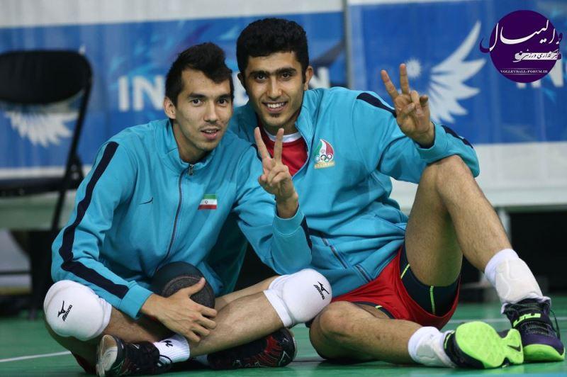 مجتبی میرزاجانپور به تیم والیبال شهرداری ارومیه پیوست