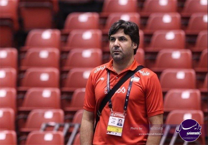 دبیر فدراسیون : لوزانو به دنبال بهترین ترکیب برای المپیک است