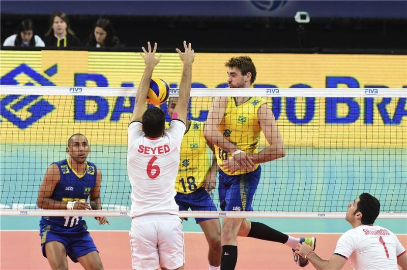 ایران 0- برزیل 3؛ ایران با شکست شروع کرد