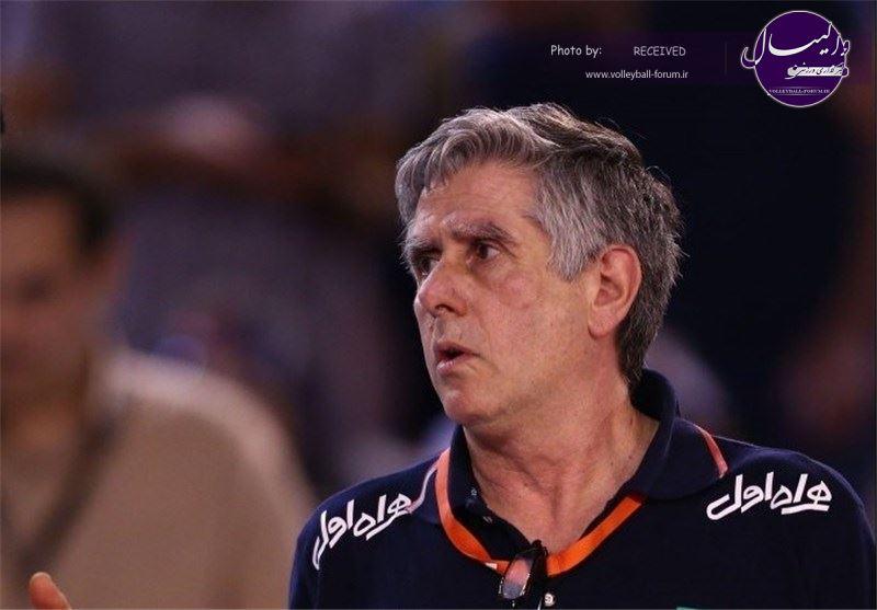 لوزانو: همه تیمها سفر میکنند و فقط ما خسته نیستیم