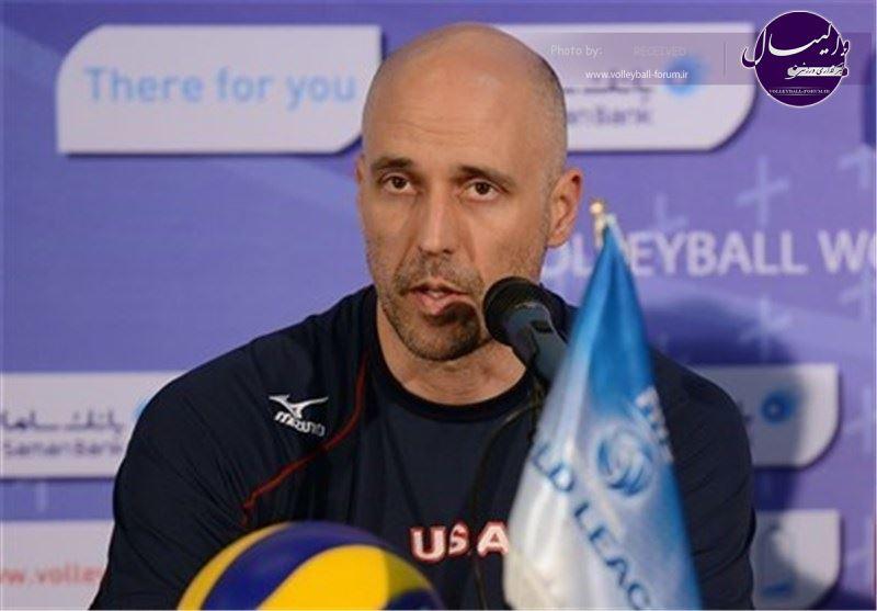 اسپراو: با یکی از بهترین تیمهای جهان بازی کردیم/ باید بهتر عمل کنیم