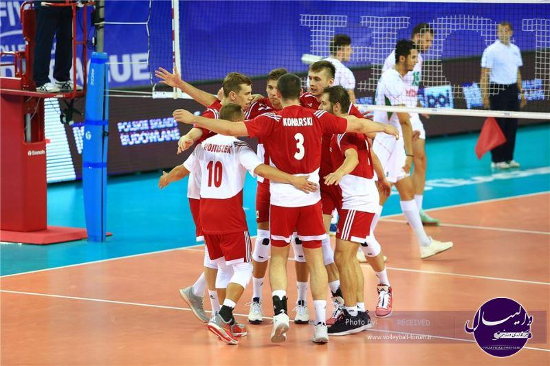 لیگ جهانی 2016؛ شکست بلغارستان برابر قهرمان جهان
