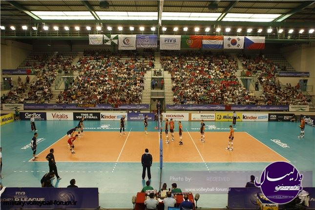 آغاز رسمی رقابت های لیگ جهانی والیبال 2015