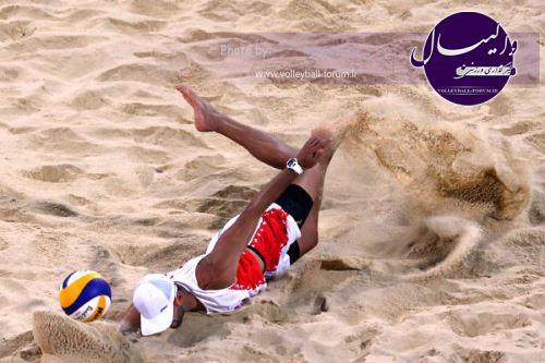 ممانعت از حضور ساحلیبازان والیبال ایران در تور جهانی سوئیس