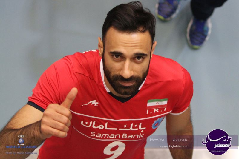 عادل غلامی : امیدوارم به بازی با چک برسم و به تیم ملی کمک کنم