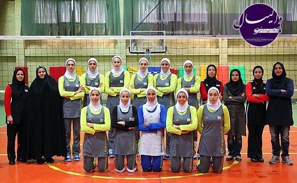 والیبال قهرمانی زنان آسیا / یکی از حریفان ایران انصراف داد