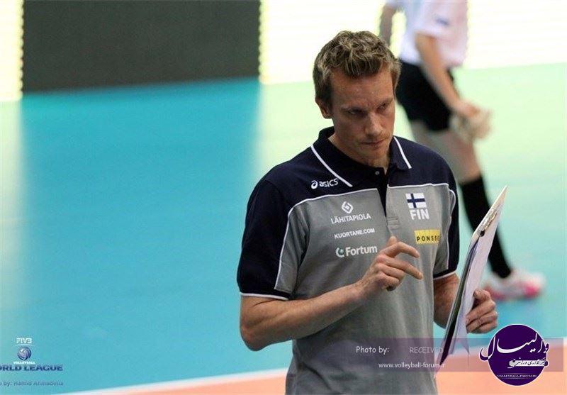 سرمربی فنلاند: کواچ بینظیر است و میداند چطور تیمش را برای رقابتهای مهم آماده کند