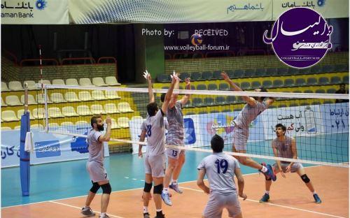 تمرین ملیپوشان والیبال ایران که 150 دقیقه به طول انجامید