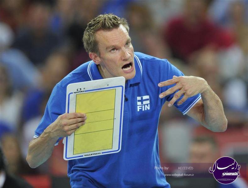 رقابت فنلاند و بلژیک در هفته دوم لیگ جهانی