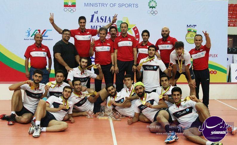 تداوم نسل طلایی والیبال ایران و «امید» به آیندهای درخشانتر