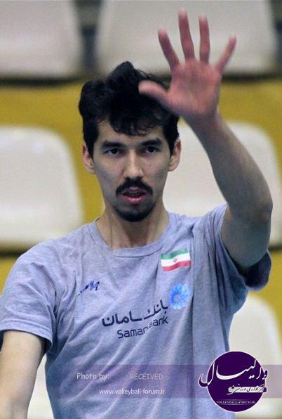 خوشحالی فرهاد قائمی از بازگشت بازیکنان مصدوم تیم ملی والیبال