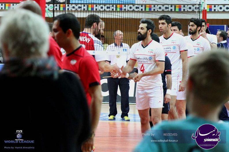 بازتاب برد والیبال ایران در رسانههای چک/نیش شدید