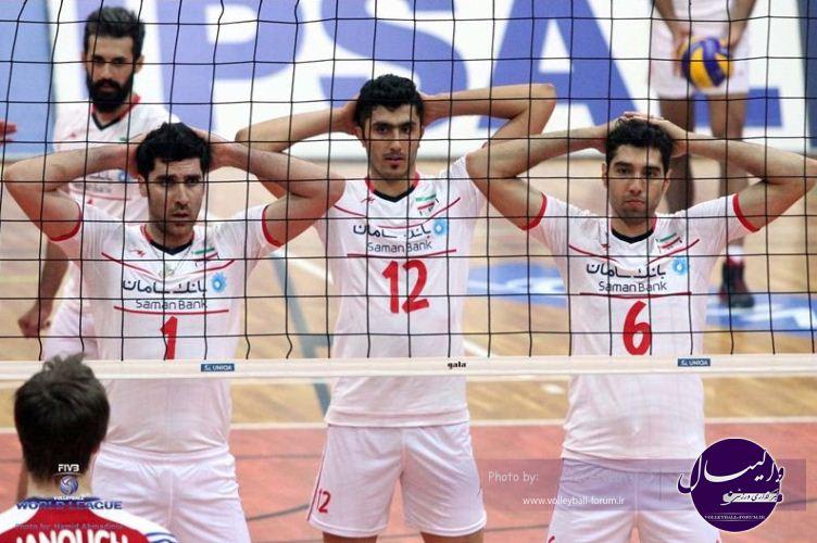 عضوکادرفنی تیم ملی والیبال آمریکا:ایران دارای دفاع عالی و بهترین پاسورجهان است