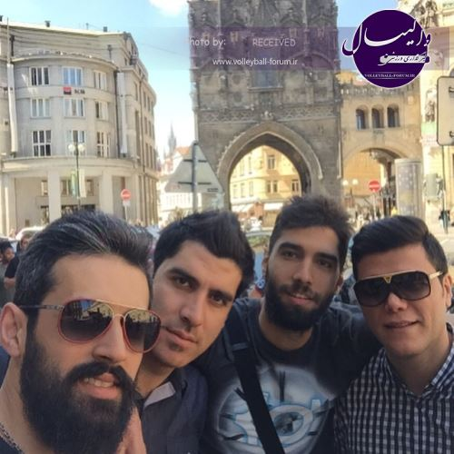 بازیکنان ایران