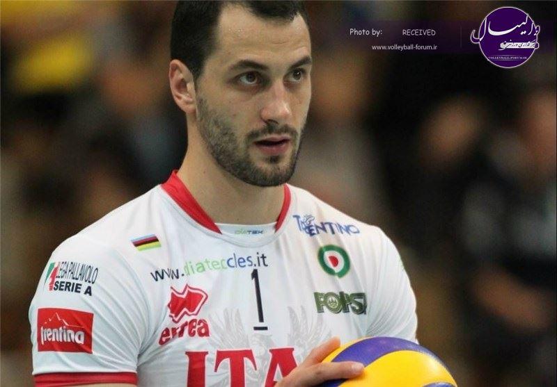 خبر خوب برای بلغارها/ کازیسکی به تیم ملی والیبال بازمیگردد