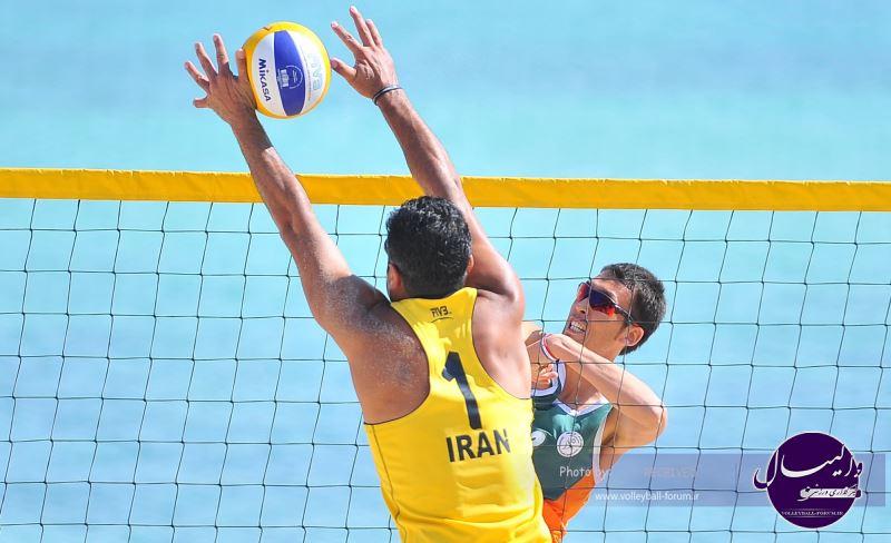 دستورالعمل مسابقات اوپن والیبال ساحلی کشور