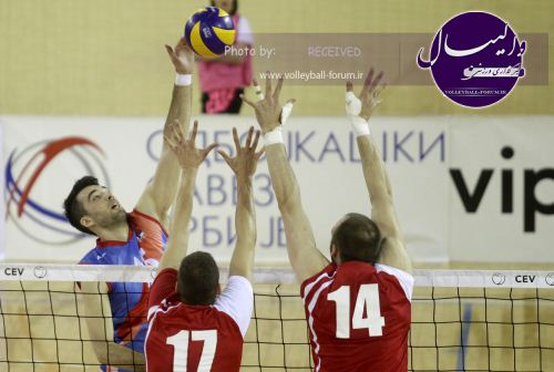 لیگ جهانی / بلغارستان در بازی دوستانه دوبار صربستان را شکست داد