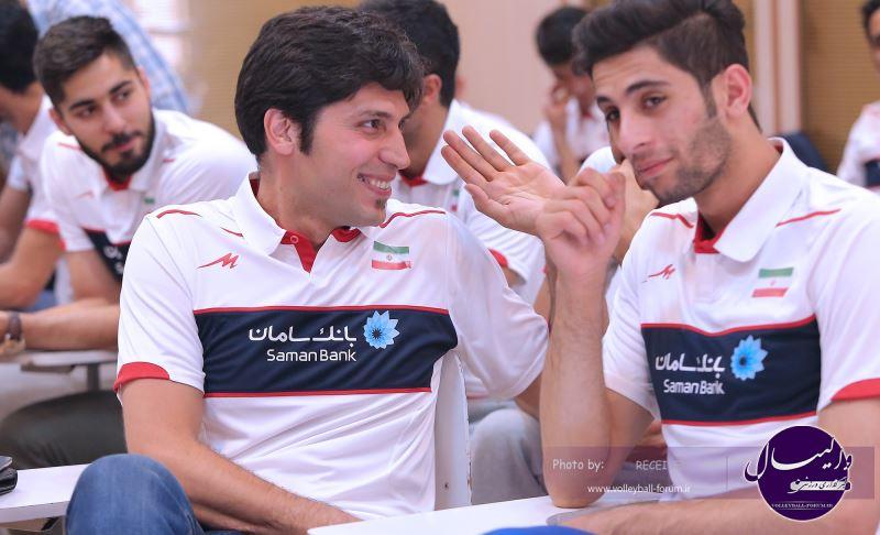 خوش خبر : درهای تیم ملی والیبال همچنان باز است/ آغاز اردو با تست بدنی