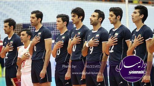 اسامی 14 بازیکن تیم ملی والیبال ایران برای جدال با امریکا در لس آنجلس