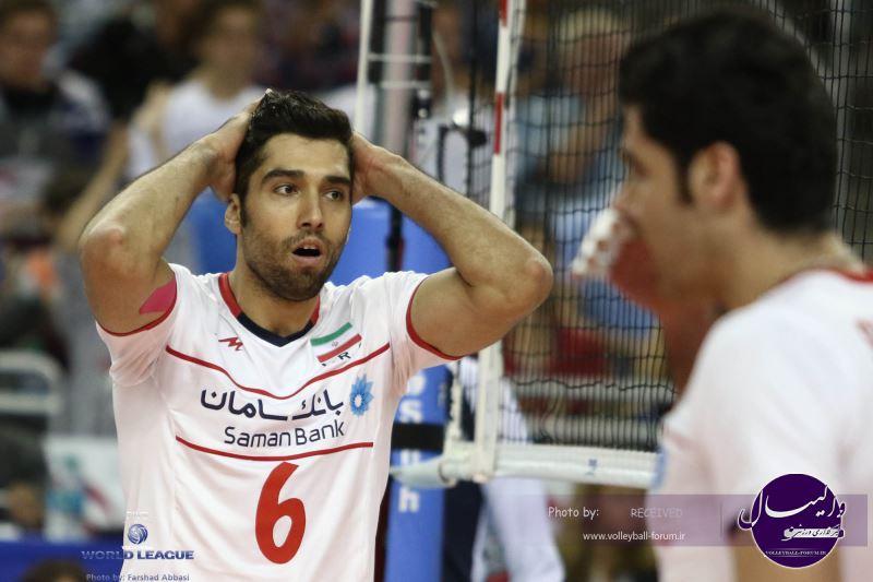 گزارش تصویری از اولین مسابقه امریکا و ایران / شماره 2