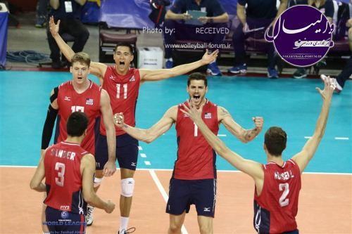 لوتمن: ایران در ست سوم تمرکز بیشتری داشت