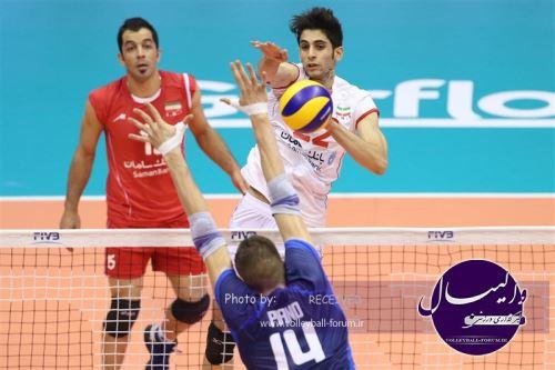 عبادی پور: آمریکا از اشتباهات بازیکنان ایران بهترین استفاده را برد