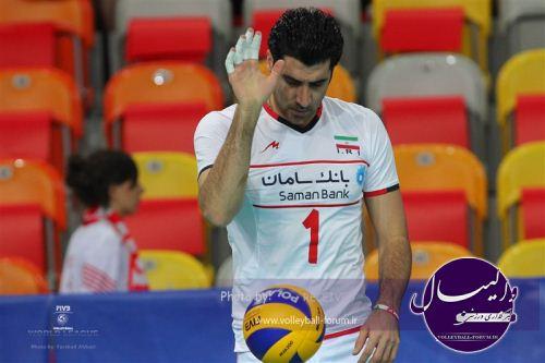 محمودی: مسابقه دوم با لهستان بهترین بازی ایران بود