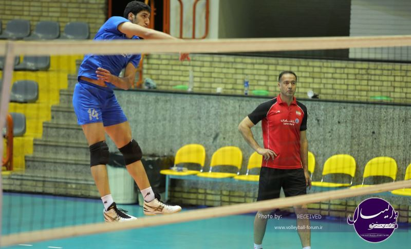 روز اول رقابت های والیبال زیر بیست و سه سال آسیای مرکزی به پایان رسید