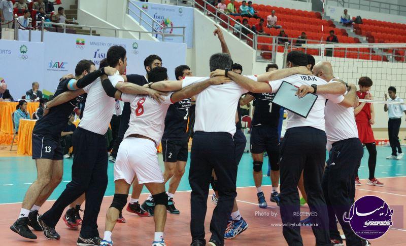 استارت دوباره مردان زیر 23 سال والیبال ایران