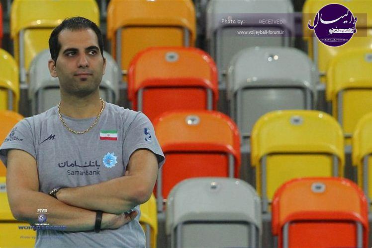 آخرین وضعیت سلامت تیم از زبان افروزی/موسوی نباید مقابل روسیه بازی کند