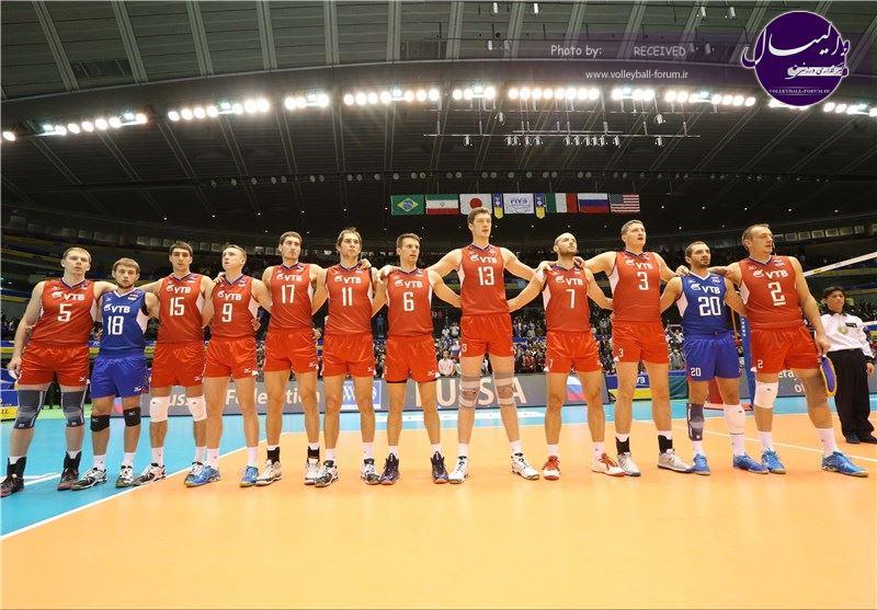 ترکیب تیم ملی روسیه برای لیگ جهانی مشخص شد / حضور 5 بازیکن از زنیت کازن