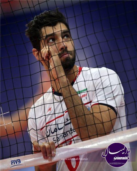 گزارش تصویری ایران 3-1 روسیه (شماره 1)