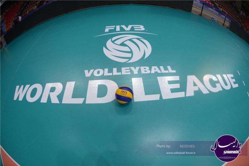 پنج رالی دیدنی در لیگ جهانی والیبال (ویدیو)