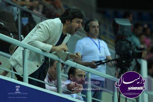 افشاردوست: تیم ایران روند رو به رشدی داشته است