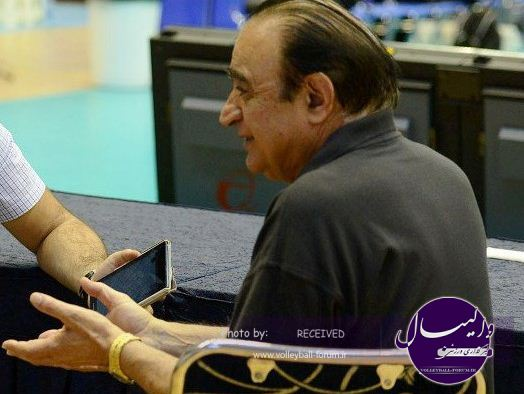 مدیر ایرانی تیم والیبال آمریکا:دوست دارم والیبالیست های ایران شاگردان آمریکاییام را شکست دهند!