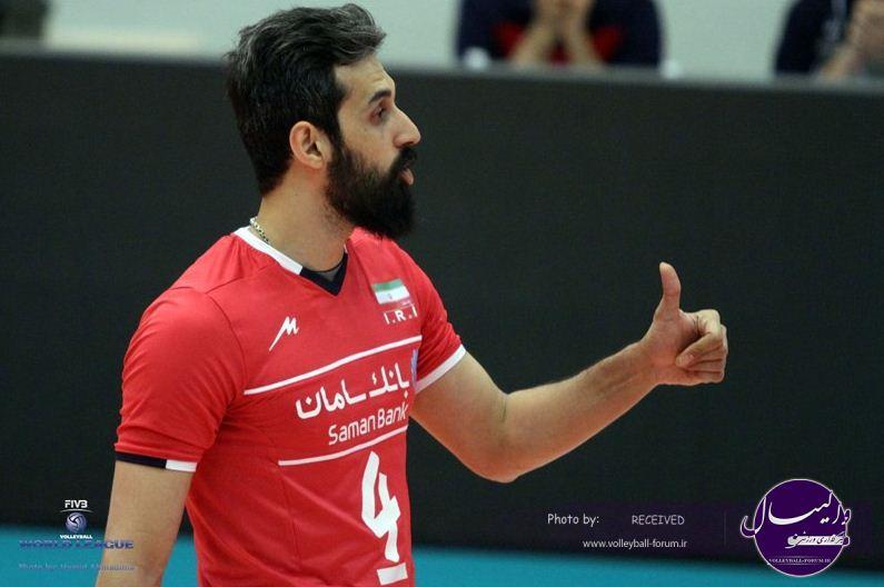 معروف: نتیجه دیدارهای ایران و لهستان برای صعود دو تیم اهمیت دارد