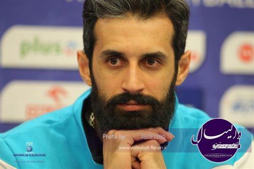سعید معروف: برای موفقیت باید ایمان داشت