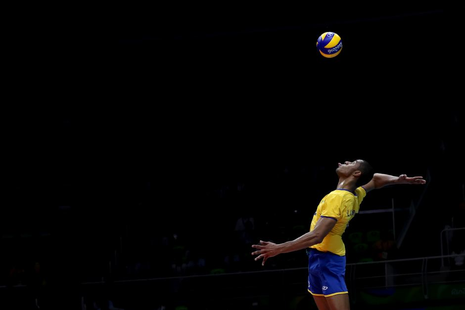 20 حرکت زیبا از ریکاردو لوکارلی بازیکن تیم ملی والیبال برزیل (ویدیو)