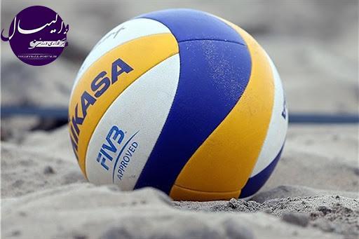 ویروس کرونا / مسابقات والیبال ساحلی نوجوانان جهان به تعویق افتاد