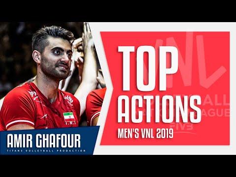 ویدیو / بهترین اسپک های امیر غفور پشت خط زن تیم ملی در جام جهانی 2019