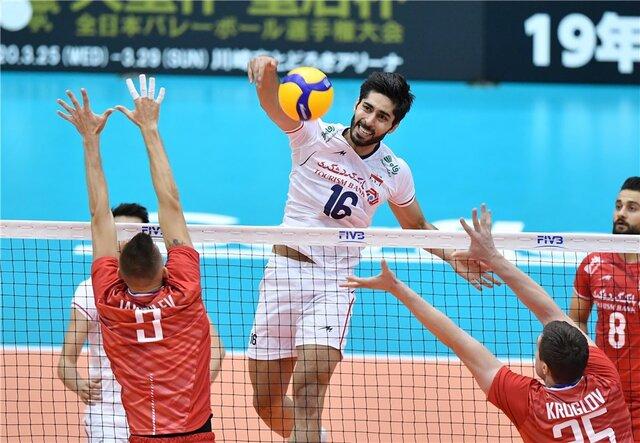 شفیعی: موفقیت والیبال در المپیک برنامه بلند مدت میخواهد !