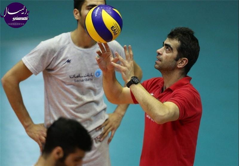 ویدیو / گفت و گو اختصاصی با محمد عمده غیاثی سرمربی تیم والیبال شهداب یزد