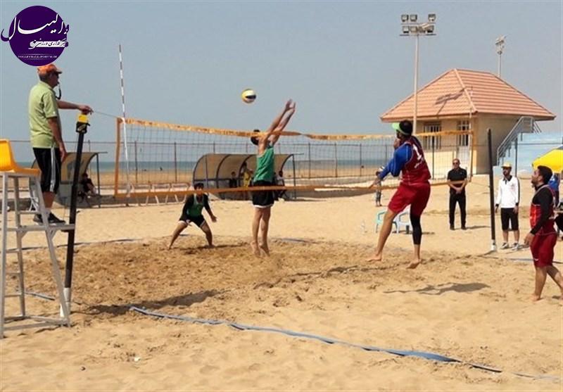 والیبال استان ها / لیگ والیبال ساحلی استان بوشهر راهاندازی میشود
