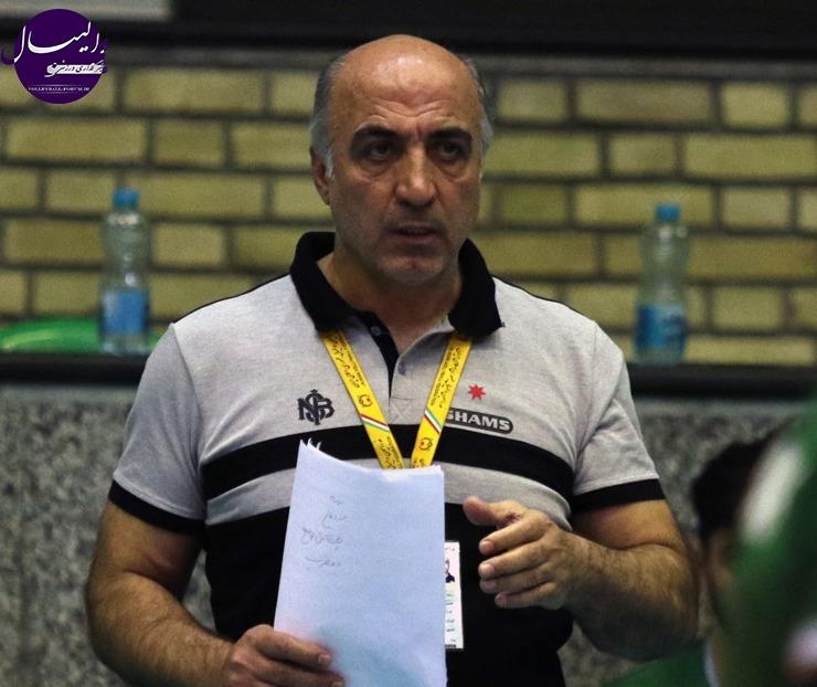 محمد وکیلی : درخشش تیم ملی در المپیک هدف غیرقابل دسترسی نیست