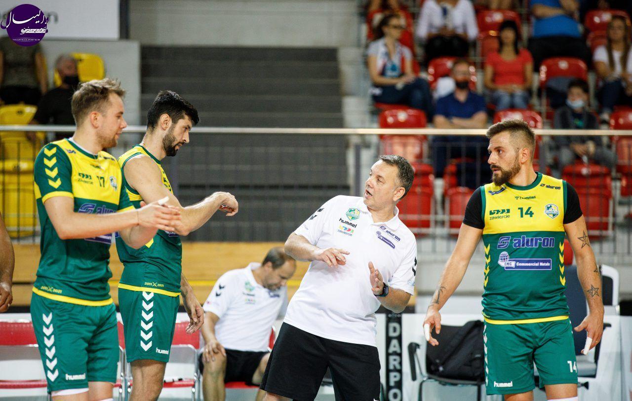 شکست شاگردان سرمربی سابق تیم ملی در آغاز لیگ لهستان