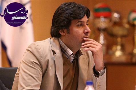 افشار دوست: صعود تیم ملی والیبال از مرحله گروهی المپیک کافی نیست